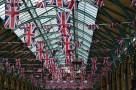 British flags everywhere...Nationalism, anyone?