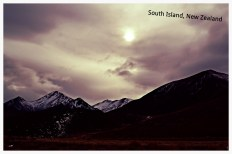 Somewhere on the South Island