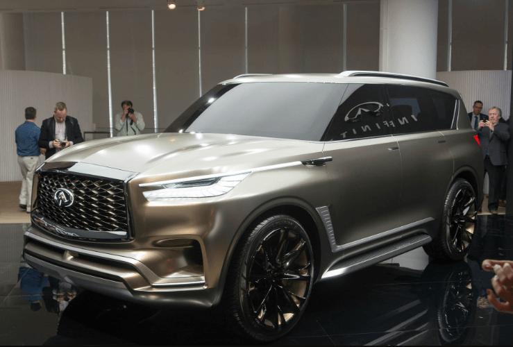 2020 Infiniti Qx80 Redesign Interior Concept And Price