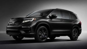 2021 Honda Pilot Images