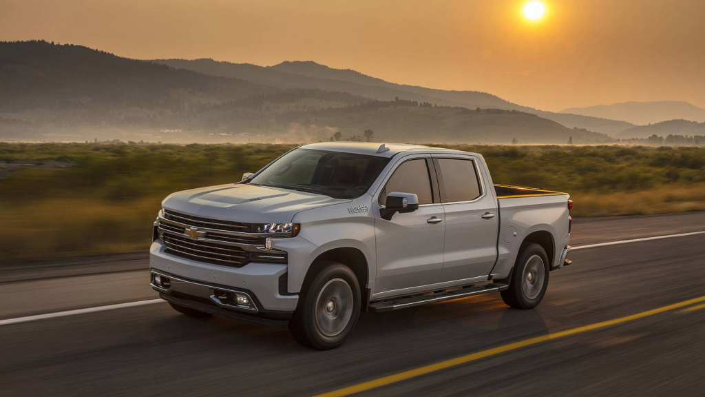 2021 Chevy Silverado 1500 Pictures