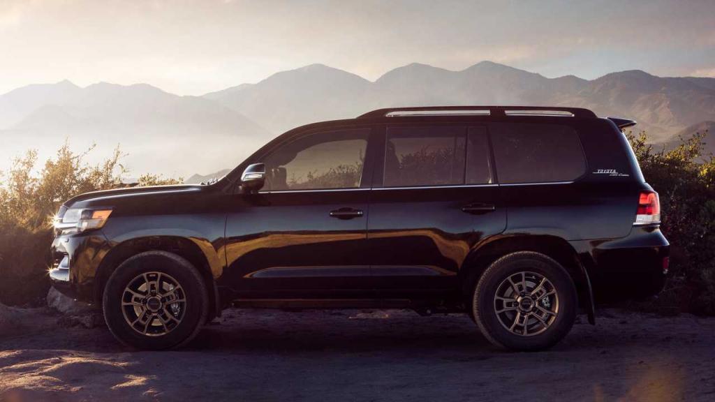 2021 Toyota Land Cruiser Concept