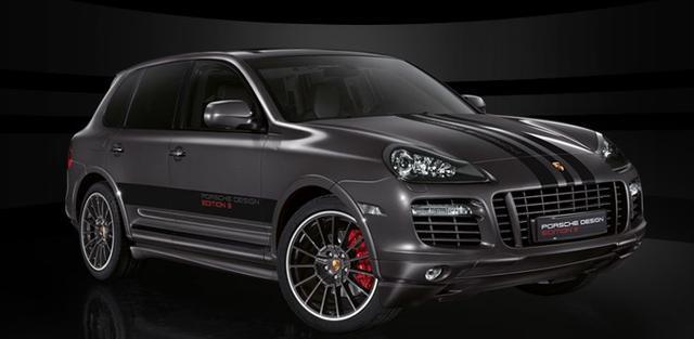 Porsche Design 3 Cayenne GTS