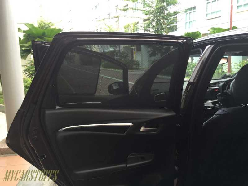 Singapore Magnetic Carshades