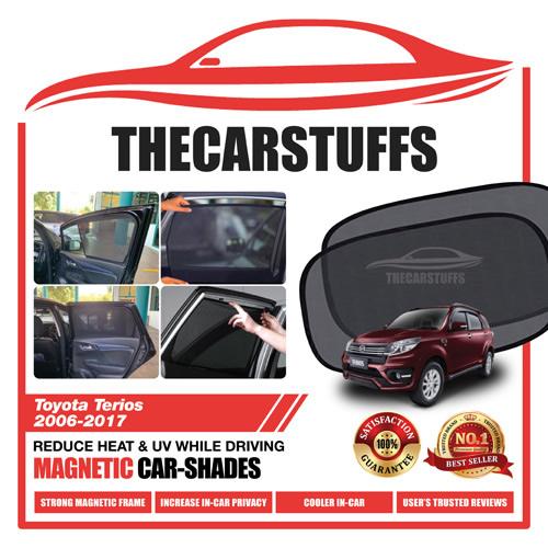 Diahatsu Car Sunshade for Terios 2006 - 2017