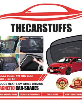 Honda Car Sunshade for Civic FD 8th Gen 2006 - 2010