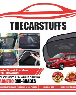 Honda Car Sunshade for Freed 2nd Gen 2016 Onwards