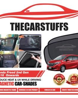 Honda Car Sunshade for Freed 2nd Gen 2016 Onwards