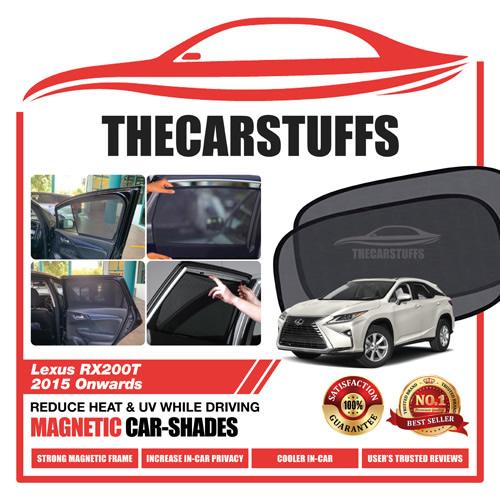Lexus Car Sunshade for RX200T 2015 Onwards