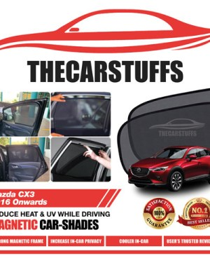Mazda Car Sunshade for CX3 2016 Onwards