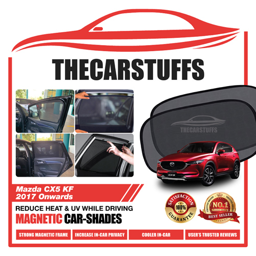 Mazda Car Sunshade for CX5 KF 2017 Onwards