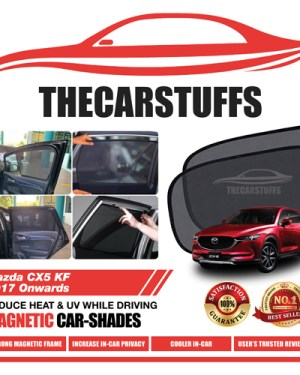 Mazda Car Sunshade for CX5 KF 2017 Onwards