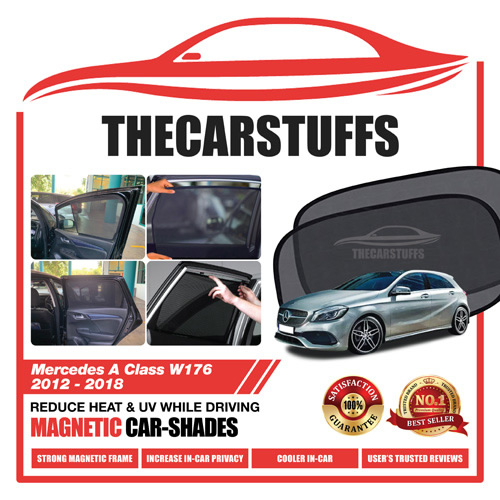 Mercedes Car Sunshade for A Class W176 2012 - 2018