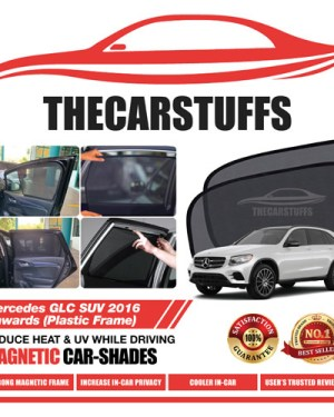 Mercedes Car Sunshade for GLC SUV 2016 Onwards (Plastic Frame)