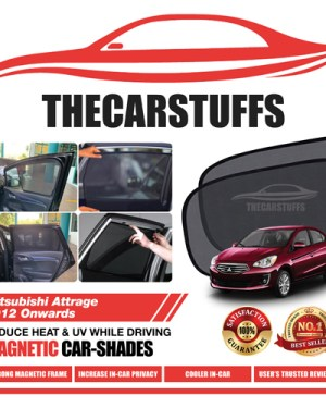 Mitsubishi Car Sunshade for Attrage 2012 Onwards