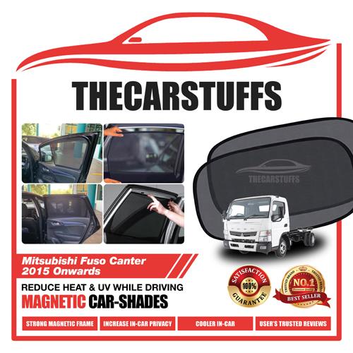Mitsubishi Car Sunshade for Fuso Canter 2015 Onwards