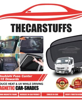 Mitsubishi Car Sunshade for Fuso Canter 2015 Onwards