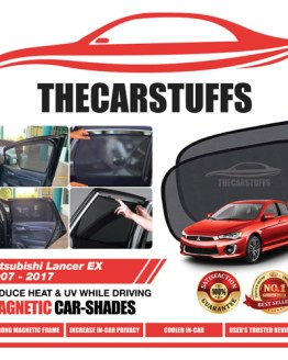 Mitsubishi Car Sunshade for Lancer EX 2007 - 2017