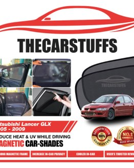 Mitsubishi Car Sunshade for Lancer GLX 2005 - 2009