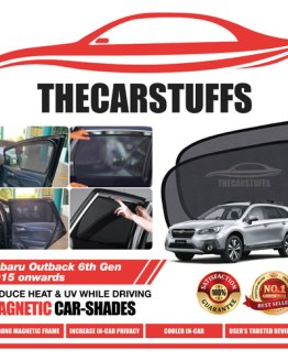 Subaru Car Sunshade for Outback 6th Gen 2015 Onwards