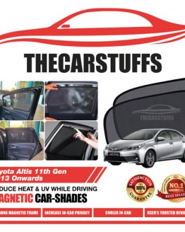 Toyota Car Sunshade for Altis 11th Gen 2013 Onwards