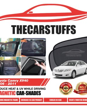 Toyota Car Sunshade for Camry XV40 2006 - 2011