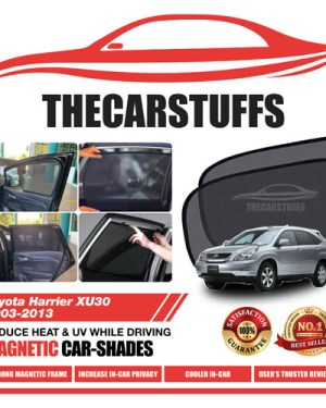 Toyota Car Sunshade for Harrier XU30 2003 - 2013
