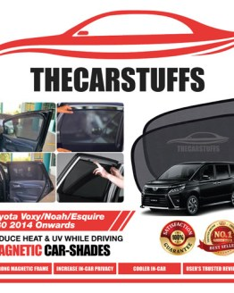Toyota Car Sunshade for Voxy/Noah/Esquire R80 2014 Onwards
