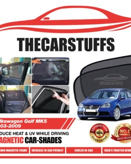 Volkswagen Car Sunshade for Golf MK5 2003 - 2009