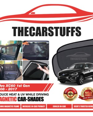 Volvo Car Sunshade for XC60 1st Gen 2008 - 2017