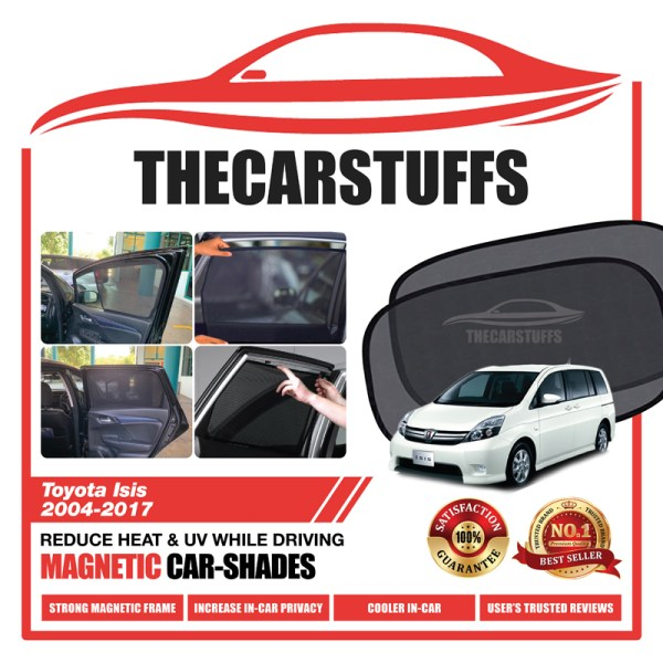 Toyota Car Sunshade for Isis 2004-2017