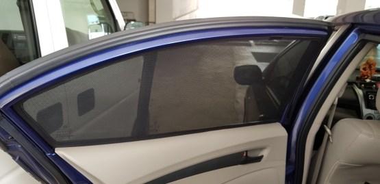 Toyota Car Sunshade for Fortuner 1st Gen 2004 - 2015