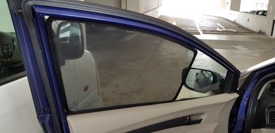 Toyota Car Sunshade for Vios XP151 2018 Onwards