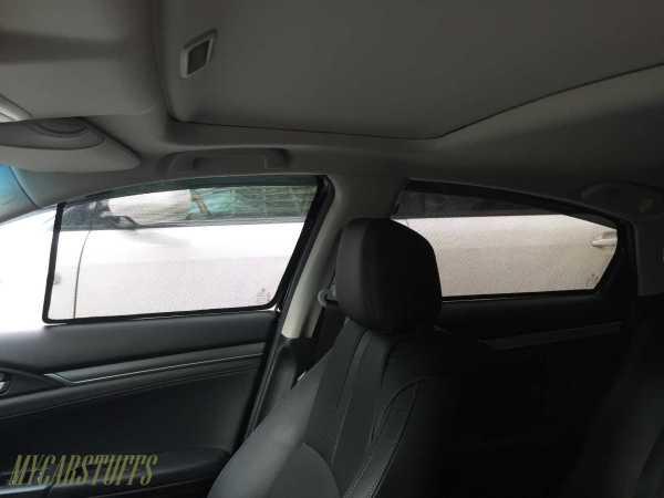 Nissan Car Sunshade for Cabstar 2010 Onwards