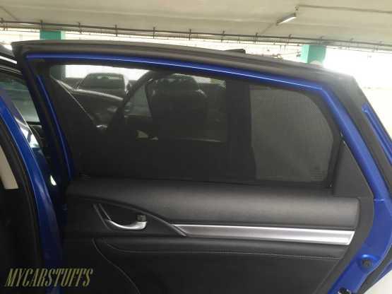Skoda Car Sunshade for Rapid Hatchback 2012 Onwards