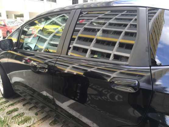 Subaru Car Sunshade for Impreza Hatchback 2018 Onwards