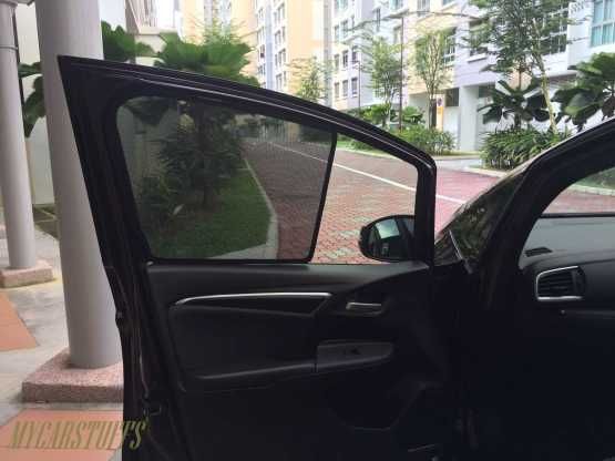 Skoda Car Sunshade for Octavia Sedan 2016 Onwards