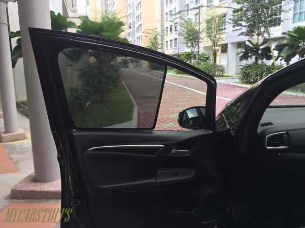 Toyota Car Sunshade for Sienta 1st Gen XP80 2003 - 2015
