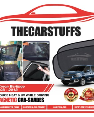Citroen Car Sunshade for Berlingo 2008 - 2018