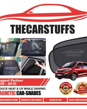 Puegeot Car Sunshade for Partner 2008 - 2018