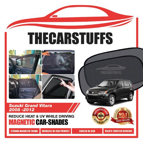Suzuki Car Sunshade for Grand Vitara 2008 - 2012