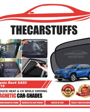 Toyota Car Sunshade for Rav4 XA50 2019