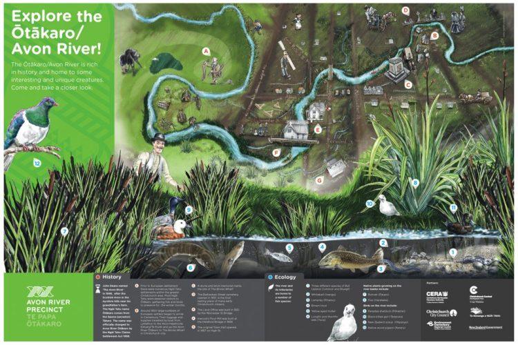 CERA Avon River Poster 1 small