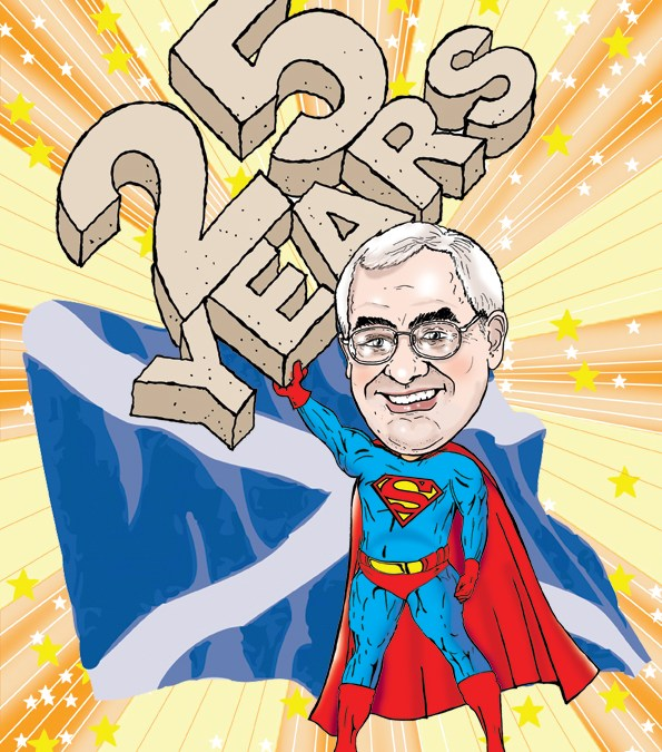 Superman caricatures – you too can be Superman!