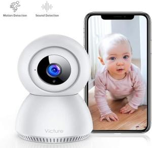Victure-1080p-FHD-Baby-Monitor-with-Smart-Vision