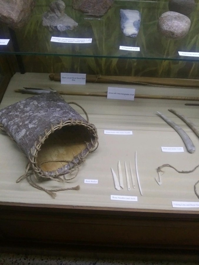 Various Necessities of Native American Daily Living