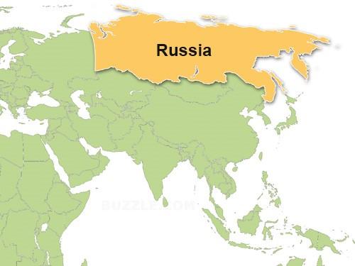BLOG MAP NORTH ASIA