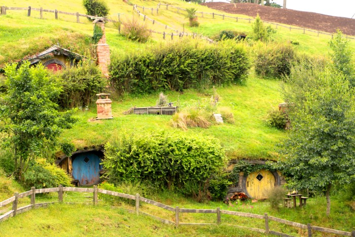 The Shire Hobbiton New Zealand 13
