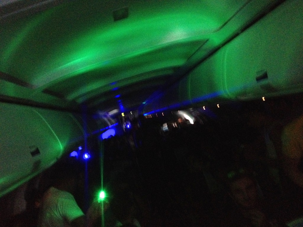 Party on a Plane