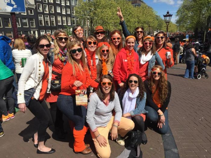 King's Day Amsterdam 61